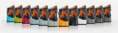 Orangenpressen Minex von Zumex