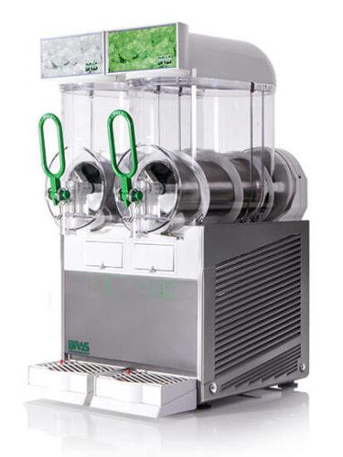 Bras Getränkemaschine für Granita, Sorbet und Cocktails