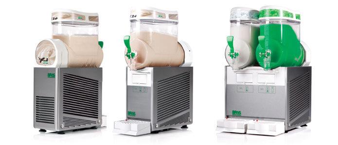 Bras Quark Eisgetränke Maschinen