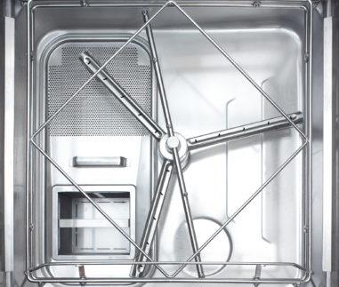 KASTEL HK 1200 E PRS Haubenspülmaschine Waschraum