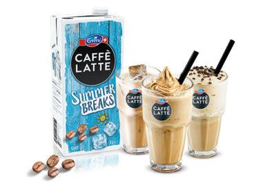 Eiskaffee - Emmi Caffe Latte Summer Breaks