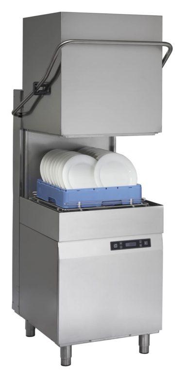 Kastel Geschirrspüler HK 1200 mit sauberen Tellern
