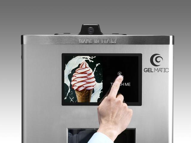 Softeismaschine von Gel Matic